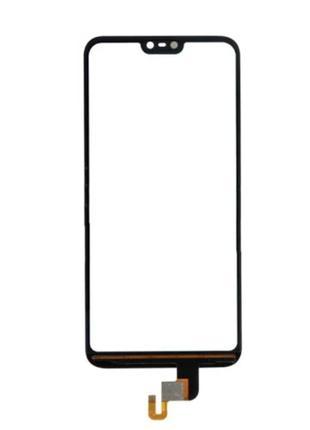 Тачскрин (сенсор) для Nokia 6.1 Plus/Nokia X6 2018, черный