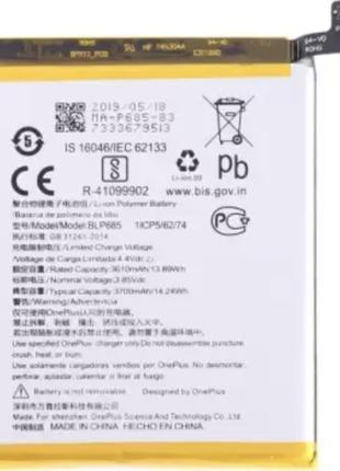 Аккумуляторная батарея (АКБ) OnePlus 6T / Oneplus 7 BLP685 ори...