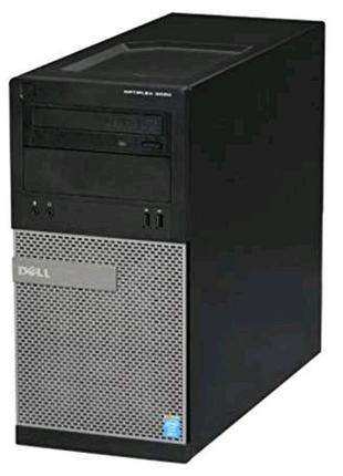 DELL Optiplex 7010 MT Core I3-3240 2Gb DDR3 80Gb HDD S1155