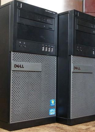 DELL Optiplex 790 MT Core I3-2120 2Gb DDR3 80Gb HDD S1155