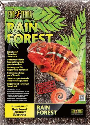 Наполнитель субстрат Exo Terra Rain Forest для тропического те...