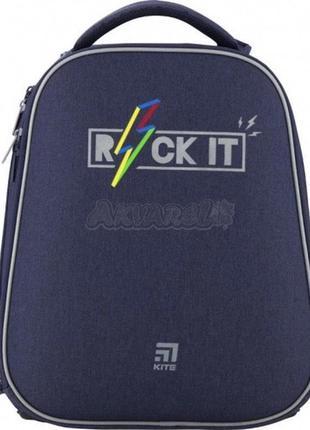 Рюкзак kite education каркасный 531-2 rock it