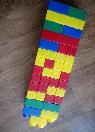 Конструктор лего для малышей