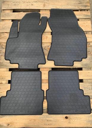 Коврики в салон для BMW X3 (E83) 04 - 4м