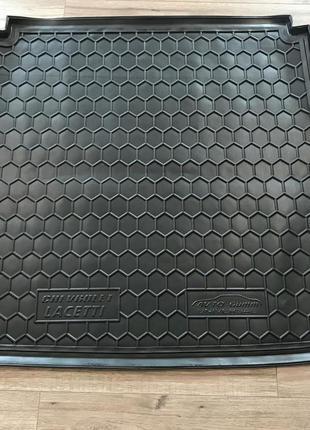 Коврик в багажник KIA Rio (2011>) седан / Киа Рио (2011>) седан
