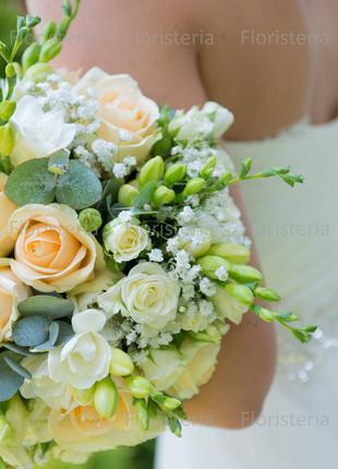 Флорист декоратор, святкова флористика, оформление свадьбы, ве...