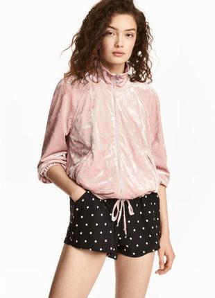 Крутые атласные шорты с бантиком и прозрачным кристаллом шорти...