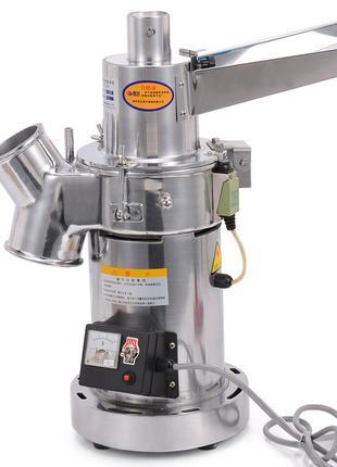 Вертикальная молотковая мельница дробилка Hammer Mill ML-3000