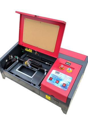 Лазерный станок GLMaster 3020 40 Вт поле 300х200 мм CO2 лазерн...