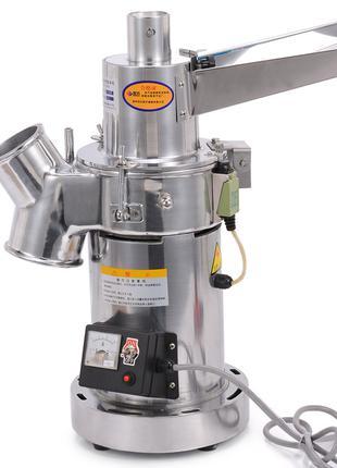 Вертикальная молотковая мельница дробилка Hammer Mill ML-2000
