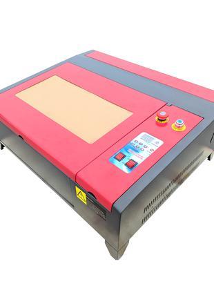 Лазерный станок GLMaster 4040 40 Вт поле 400х400 мм CO2 лазерн...