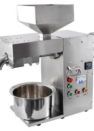 Шнековый маслопресс Oil Extractor OPM-2000 пресс для холодного...