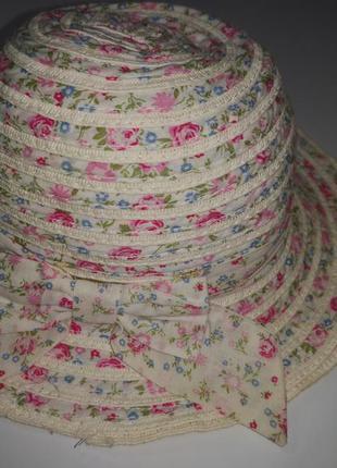 Шляпа панама h&m
