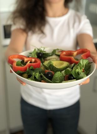 Составляю индивидуальный рацион питания