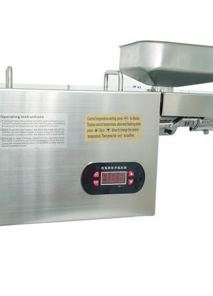 Шнековый маслопресс Oil Extractor OP-600M пресс для холодного ...