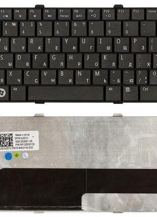 Клавиатура для ноутбука Dell Inspiron Mini (12, 1210) Black, RU