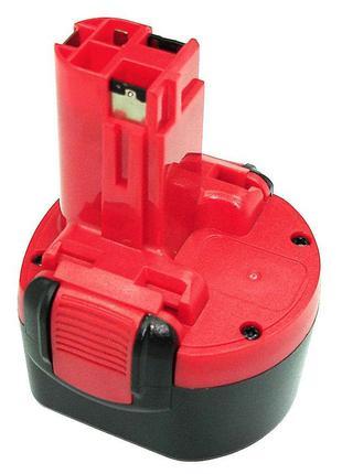 Аккумулятор для шуруповерта Bosch 2607335707 1.5Ah 9.6V красны...