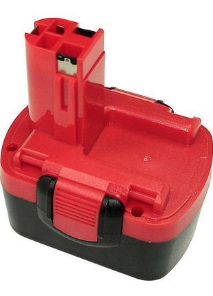 Аккумулятор для шуруповерта Bosch BAT610G 3.0Ah 14.4V черный