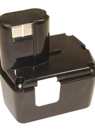 Аккумулятор для шуруповерта Hitachi EB 1412S 3.0Ah 14.4V черный