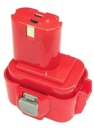Аккумулятор для шуруповерта Makita 192638-6 3.0Ah 9.6V красный