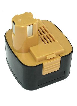 Аккумулятор для шуруповерта Panasonic EY9200B, EY9106B, PA1204...