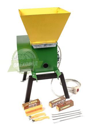 Электрический орехокол Оптима-1 (50 кг/ч)