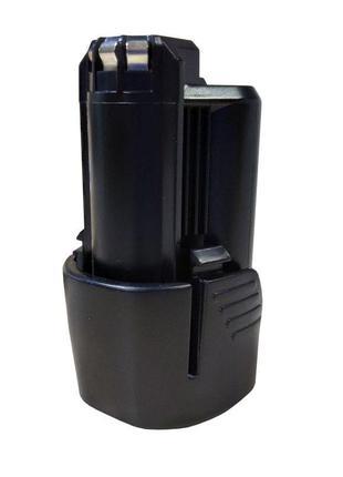 Аккумулятор для шуруповерта Bosch D-70745 2.0Ah 10.8V черный