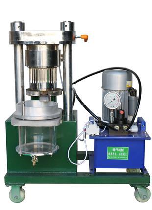 Гидравлический маслопресс Oil Extractor GP-80 пресс для холодн...