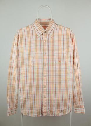 Оригинальная стильная рубашка burberry