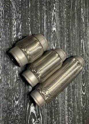 Гофра глушителя 45*150 2-х слойная LACETTI