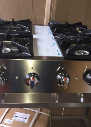 Görkem.Плита газовая настольная 4-х конфорочная Görkem GO 40 (...