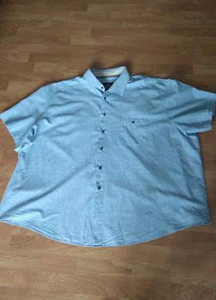 Батальна бавовняна сорочка canda (голандія), р. 6 xl (53-54