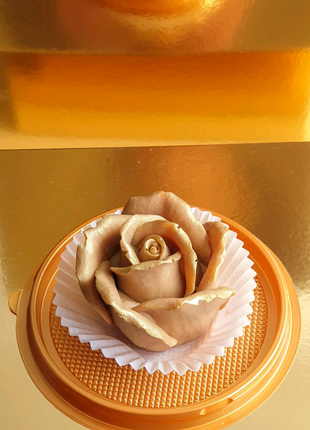 Шоколадні троянди