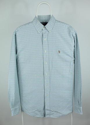 Оригинальная рубашка polo ralph lauren oxford shirt