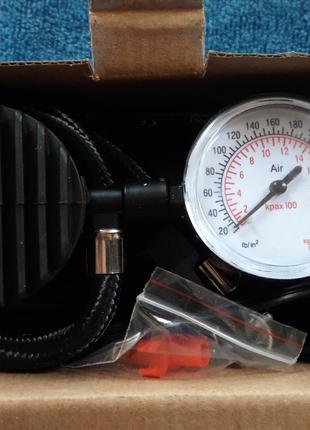 Компрессор для шин 250PSI 10-12Amp