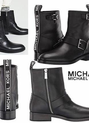 Стильные брендовые ботинки Michael Kors