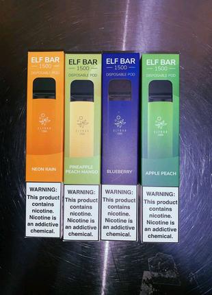 ОПТ Elf bar 1500