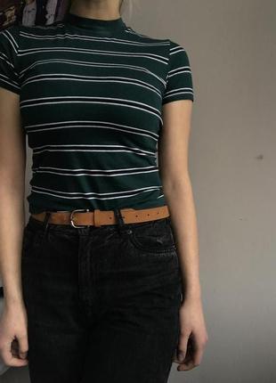 Базова облягаюча блуза