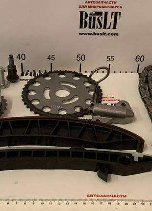 Комплект цепи ГРМ Trafic/Vivaro 2006-2013г 2.0 (130C11053R) Re...