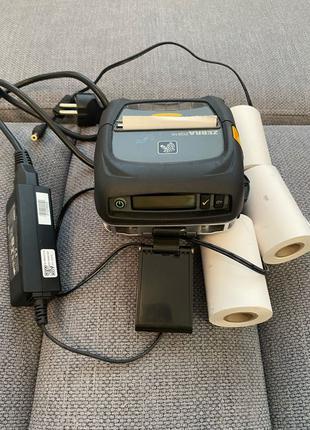 Мобільний принтер Zebra ZQ510