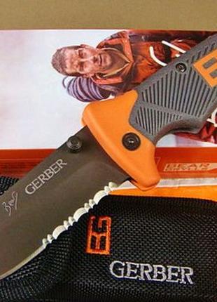 Туристический складной нож GERBER Bear Grylls