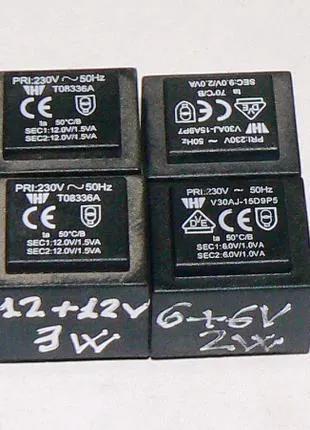 герметичные импортные трансформаторы