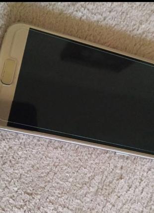 Samsung Galaxy S7 32GB (GOLD), чехол в подарок