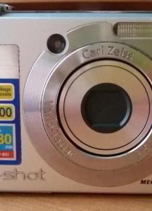 Фотоаппарат sony cyber-shot dsc-w35+ чехол в подарок
