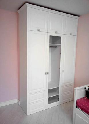 Детские комнаты - Дизайн и производство корпусной мебели