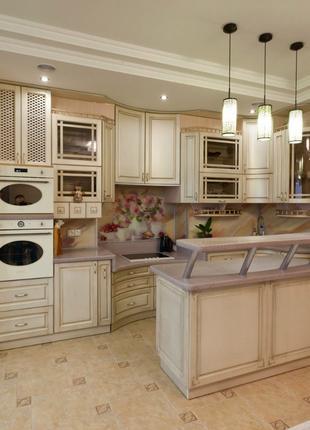 Кухни - Дизайн и производство корпусной мебели