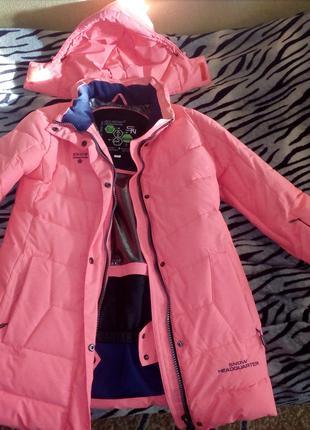 Куртка женская зимняя на холлофайбере