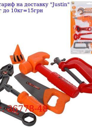 Набор инструментов 36778-48 пила, ключи, 2в (молоток / дрель),...