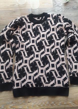 тёплый свитер на подростка 12-14лет
