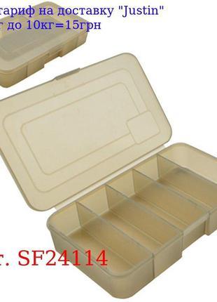 Коробка для снастей 14, 7 * 9, 8 * 3, 6см SF24114